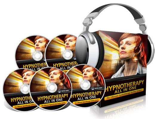 Product picture Audio Hypnotherapy