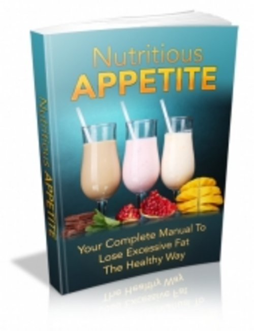 Product picture Nutritious Appetite