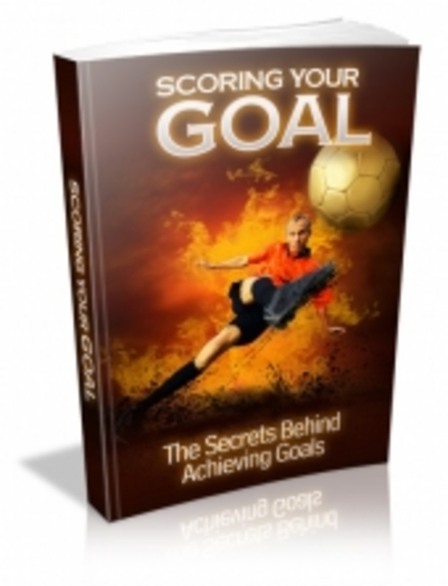 Product picture Scoring Your Goal