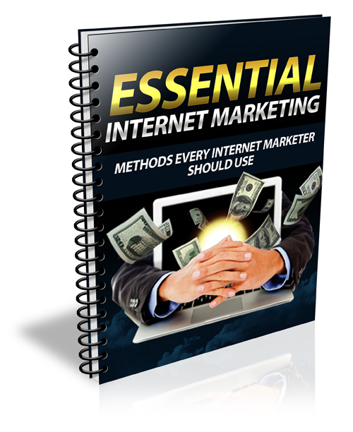 Product picture Essential Internet Marketing